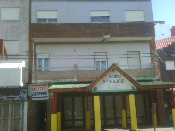 Hotellikuvia: Hotel Express, Santa Teresita