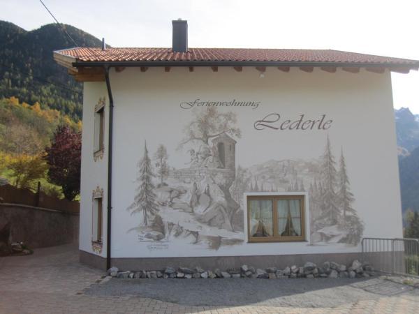 Hotelfoto's: Ferienwohnung Lederle, Jerzens