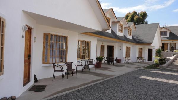 Hotel Pictures: Cabañas Aires del Bosque, Concón