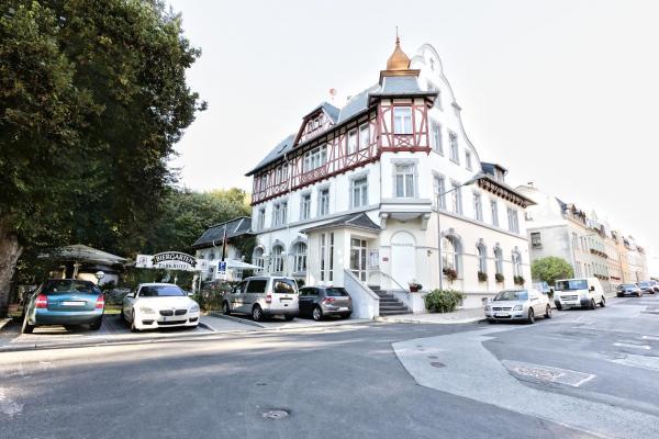 Hotelbilleder: Parkhotel Meerane, Meerane