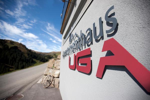Hotelfoto's: Appartementhaus Uga, Damuls