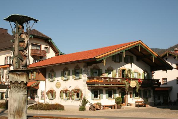 Hotel Pictures: Ferienwohnungen Central, Ruhpolding
