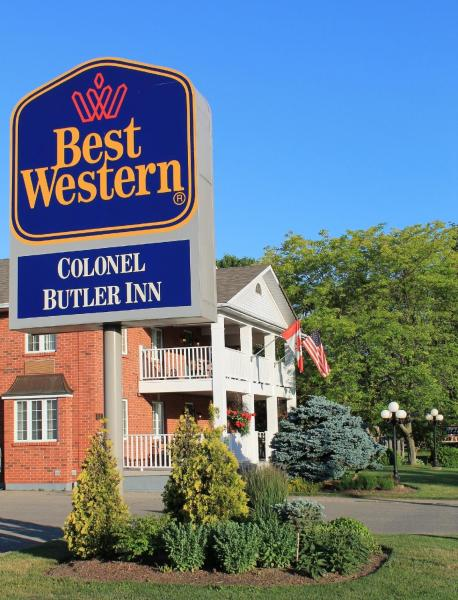 Hotel Pictures: Best Western Colonel Butler Inn, Niagara on the Lake