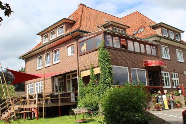 Hotel Pictures: Landhotel Hitzacker, Wietzetze