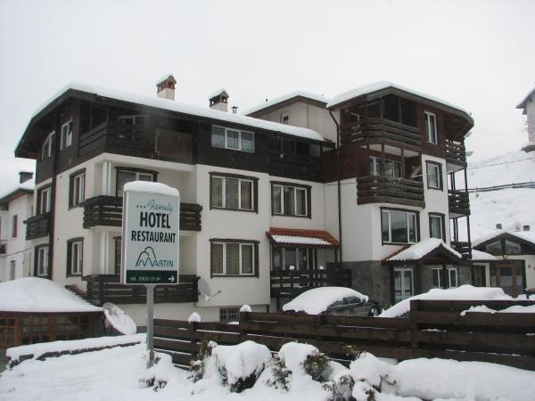ホテル写真: Family Hotel Martin, Chepelare