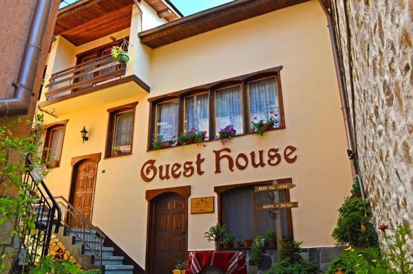 ホテル写真: Palyongov Guest House, Chepelare