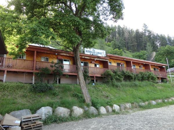 Hotel Pictures: Mermaid Lodge and Motel, Ainsworth Hot Springs