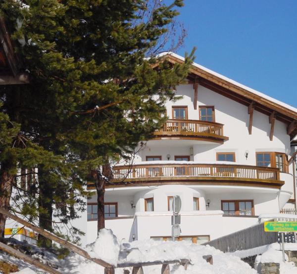 Fotos do Hotel: Hotel Garni Elfriede, Fiss