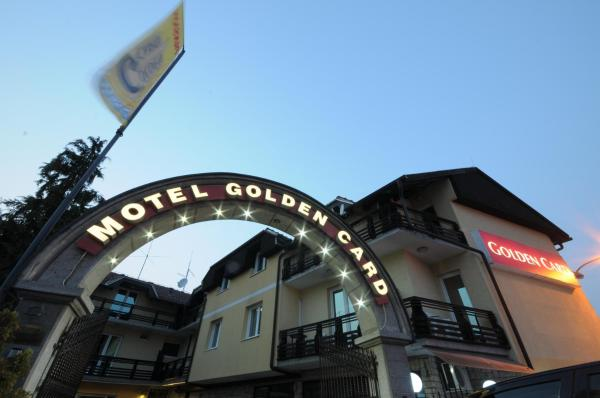 Fotos de l'hotel: Golden Card Motel, Banja Luka