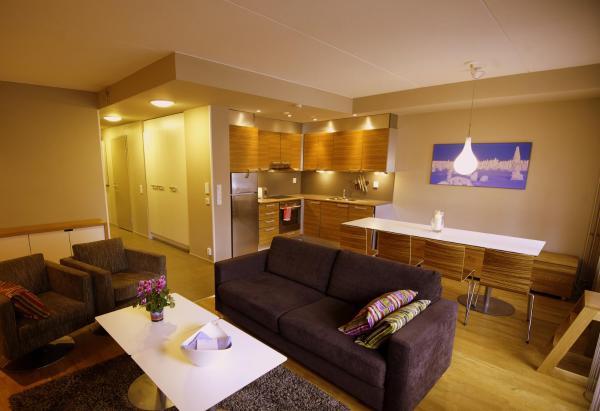 Hotellikuvia: Levi Suites Unna Mànnu, Levi
