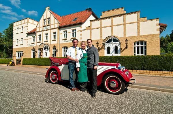 Hotel Pictures: Hotel Fliegerheim, Borkheide