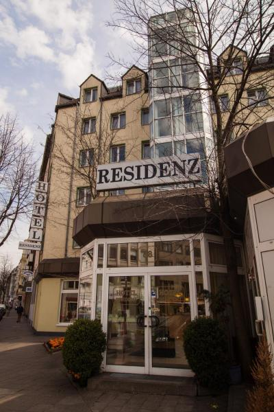 Фотографии отеля: Hotel Residenz, Дюссельдорф