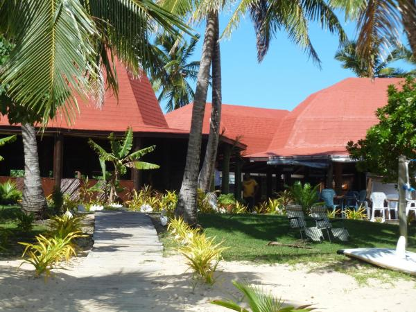 Фотографии отеля: Royal Sunset Island Resort, Нукуалофа