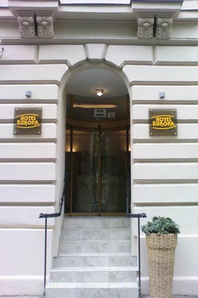 Fotografie hotelů: Hotel Europa, Brno