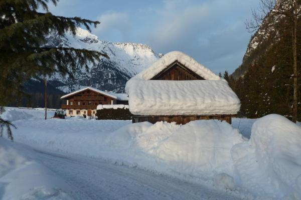 Zdjęcia hotelu: Fiakerhof, Leutasch