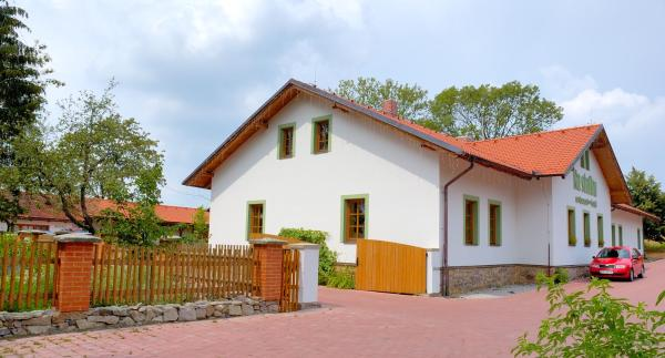 Hotel Pictures: Hotel Na Statku Mirošov, Mirošov