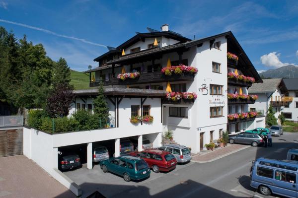 Φωτογραφίες: Hotel Barbara, Serfaus