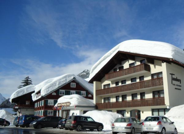 Hotelbilleder: Hotel Gasthof Tannberg, Schröcken