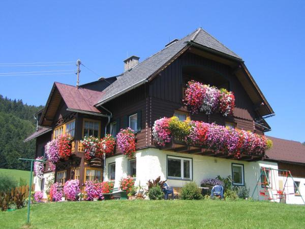 Fotografie hotelů: Bauernhof Haim, Pichl bei Aussee