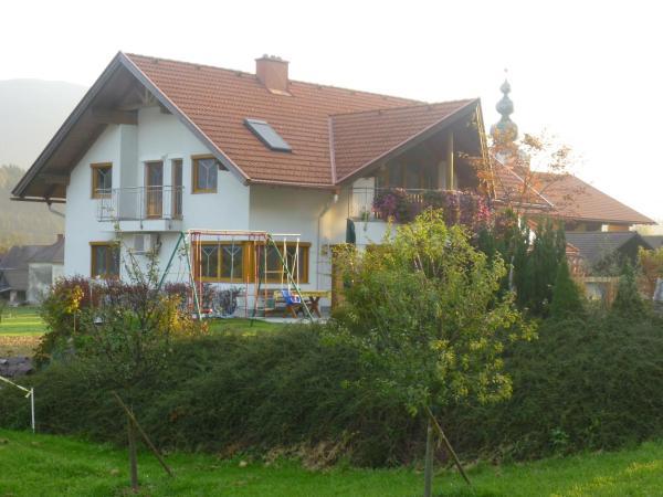 Fotografie hotelů: Ferienwohnung Wettl, Vorderberg