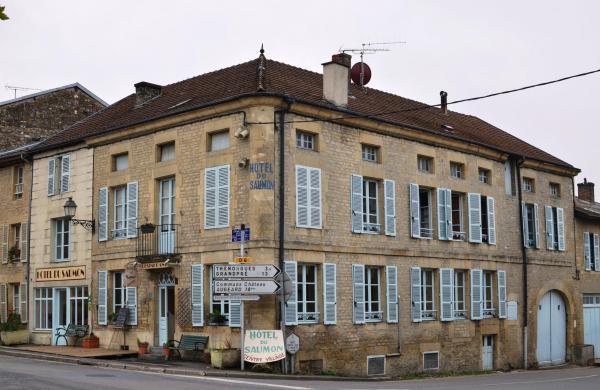Hotel Pictures: Hotel du Saumon, Buzancy