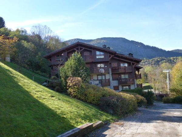 Hotel Pictures: Les Chamois H301, Les Houches