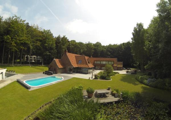 Fotografie hotelů: B&B De Libellen van Waaroost, Waardamme