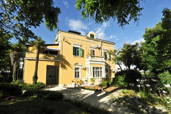 Zdjęcia hotelu: Apartments Villa Ida, Zadar