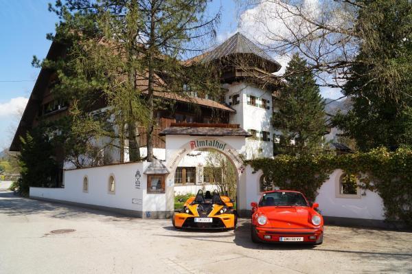 Fotos do Hotel: Romantikhotel Almtalhof, Grünau im Almtal