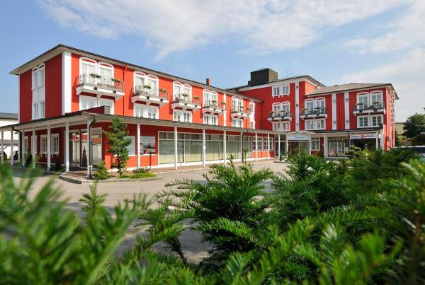 Hotel Pictures: Johannesbad Hotel Füssinger Hof, Bad Füssing