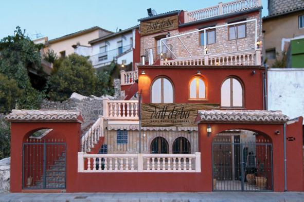 Hotel Pictures: Hotel Rural Barranc De L'ínfern, Vall de Ebo