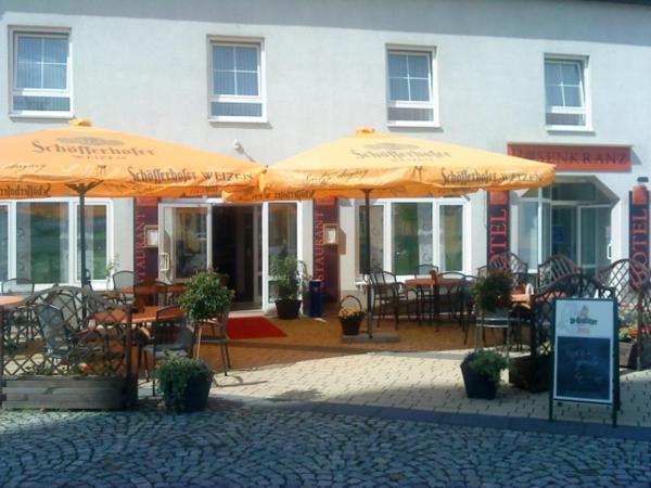 Hotel Pictures: Hotel und Restaurant Rosenkranz, Markranstädt