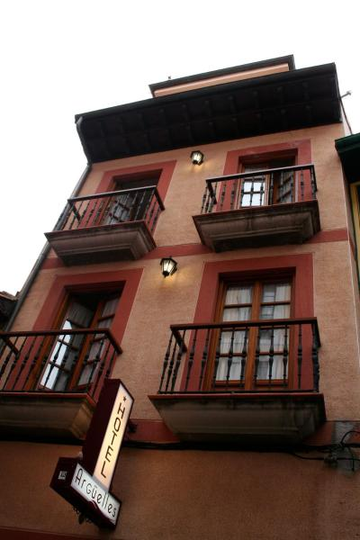 Hotel Pictures: Hotel Argüelles, Ribadesella