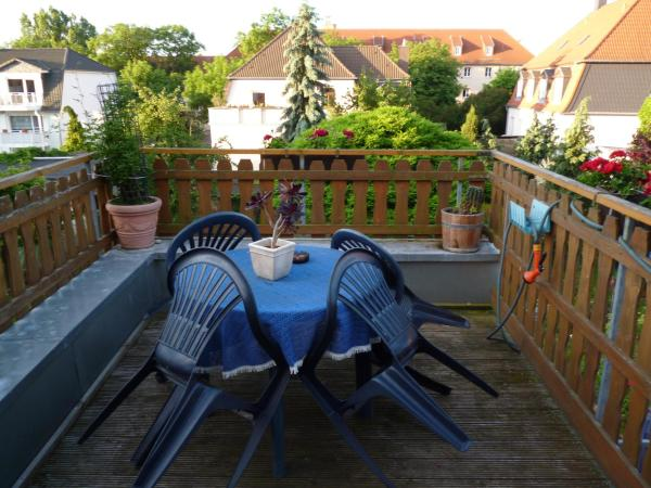 Hotelbilleder: Gästehaus Regina Hoppe, Merseburg