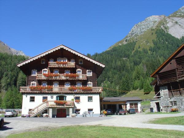 Hotelbilleder: Landhaus Taurer, Kals am Großglockner
