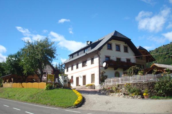 ホテル写真: Gästehaus Moser, Ramingstein