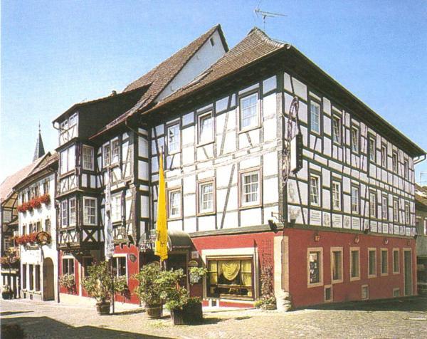 Hotel Pictures: Hotel Restaurant zum Lamm, Gundelsheim