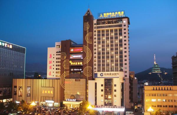 Hotel Pictures: The Center Hotel Weihai, Weihai