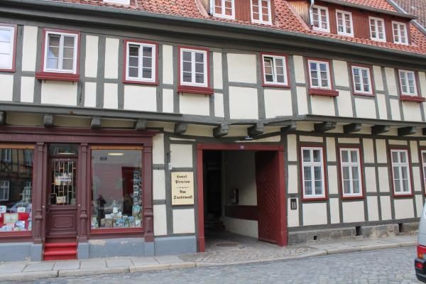 Hotel Pictures: Hotel am Stadtwall, Quedlinburg