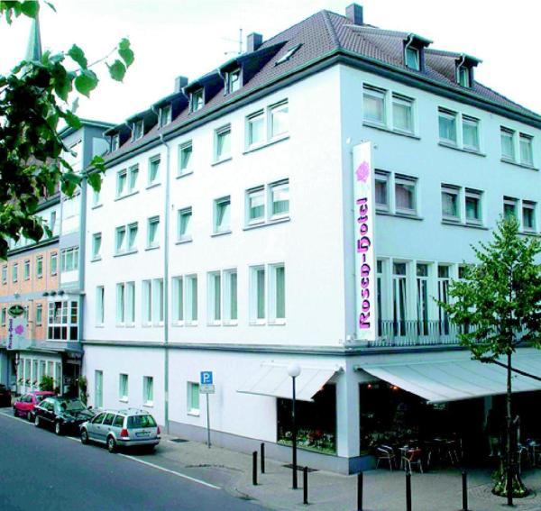 Hotel Pictures: Rosenhotel, Zweibrücken