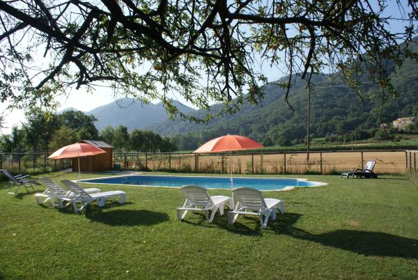 Hotel Pictures: Mas Prat, Vall de Bianya