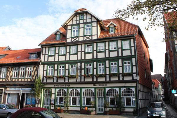 Hotel Pictures: Hotel Garni zur Post, Wernigerode