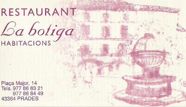 Hotel Pictures: Hotel La Botiga, Prades