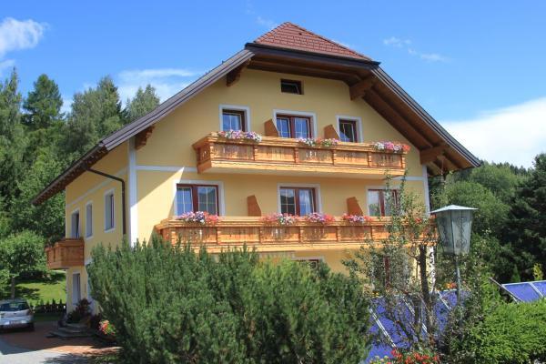 Hotelbilleder: Haus Elisabeth, Mariapfarr