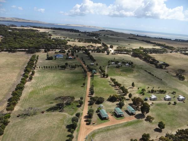 Fotografie hotelů: Kangaroo Island Cabins, Kingscote
