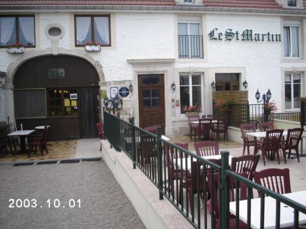 Hotel Pictures: Hotel Saint Martin, Bourg-Sainte-Marie