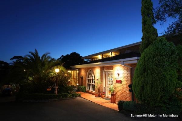 Hotellbilder: Summerhill Motor Inn, Merimbula