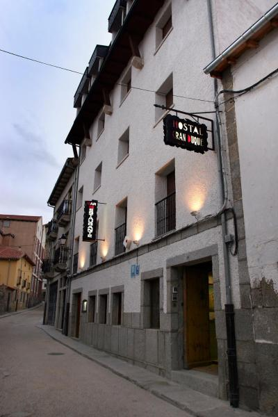 Hotel Pictures: Hostal Gran Duque, Piedrahita