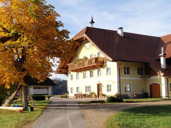 ホテル写真: Vordergschwandtgut, Faistenau
