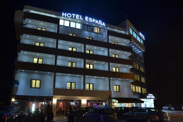 Fotografie hotelů: Hotel España, Sarajevo